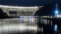 The Sayano-Shushenskaya Dam