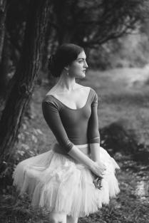 Джой Вомак, солистка Кремлевского балета
