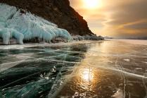 лед и пламень озера Байкал