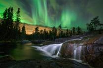 Ночные краски неба