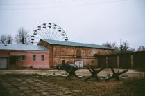 Елец. Внутренний двор краеведческого музея
