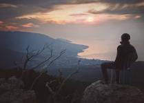 Наблюдая восход