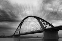 Бугринский мост вНовосибирске