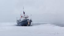 Ломая лёд, наперекор стихиям