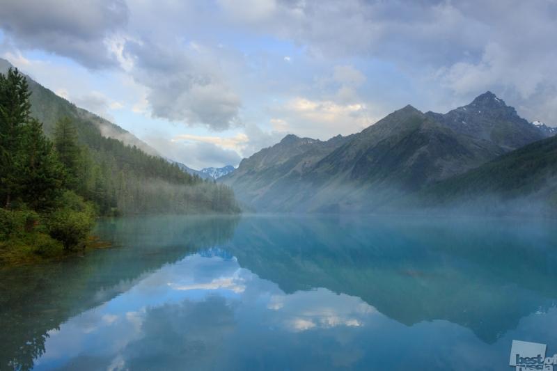 Фантазии Кучерлинского озера