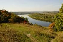 Вид р. Оки от села Бёхово