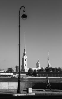 Утро Санкт-Петербург