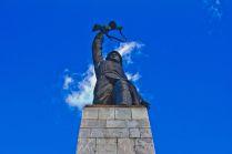 """Монумент """"Героям битвы под Москвой"""""""
