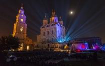 Соборная площадь Астраханского Кремля