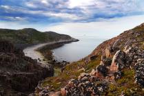 Баренцево море.