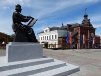 памятник Андею Рублёву