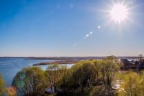 Весна на озере Неро
