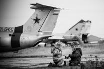 peace in war