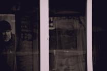 В витрине