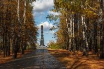 Памятник в честь победы на Куликовом поле