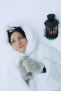 Снежный уют