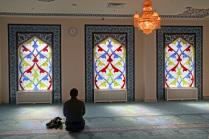 Витражи Московской соборной мечети