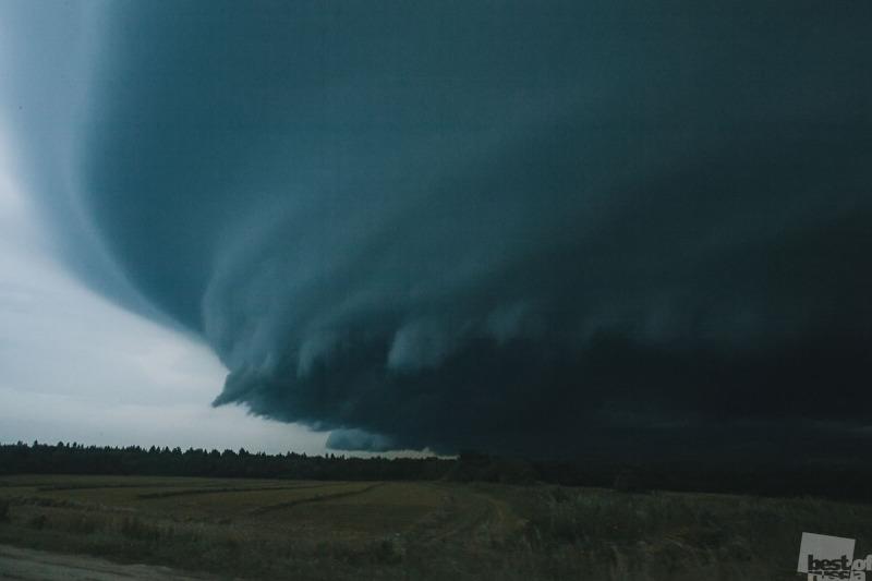Буря в Подмосковье
