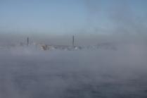 Irkutsk river