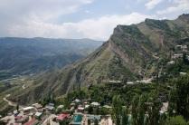 горный посёлок Гуниб, Дагестан