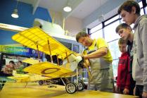 Молодые авиаторы