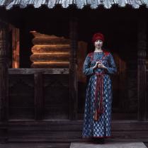 Русский этнический стиль