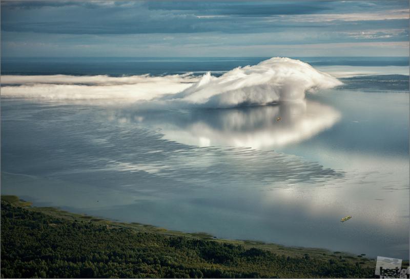 Туманная волна
