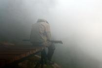 Непростая работа - быть защитником природы!