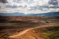 Рыжий пейзаж Крыма