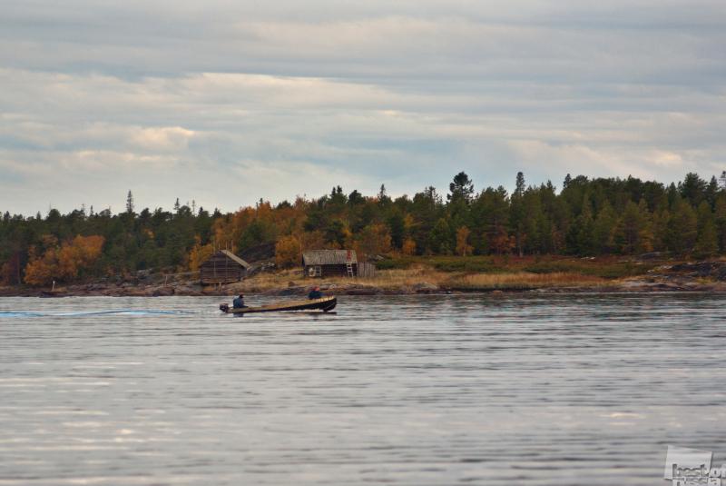 Беломорская рыбалка