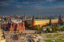 Манежная площадь и Кремль