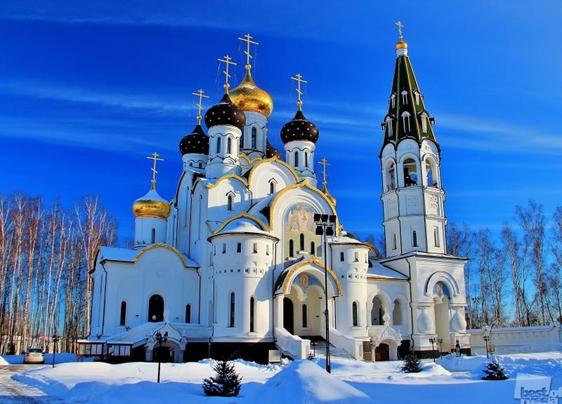 Храм Святого Благоверного князя Александра Невского.
