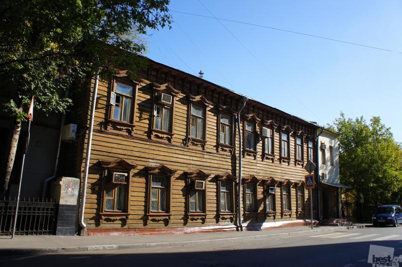 Москва. Центр. 21 век.
