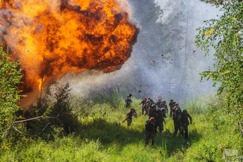 Мирный взрыв