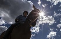 Президентский конный полк