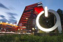 Здание Центра информационных технологий.