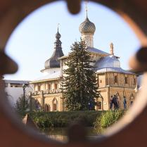 Взгляд на Ростовский Кремль