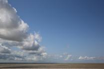 небо финского залива