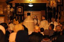 Милонов с иконой на крестном ходе
