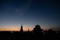 Фотограф и рязанский кремль.