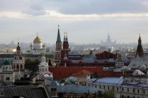 Главные крыши столицы