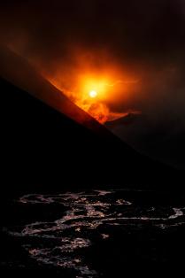 Огненный рассвет