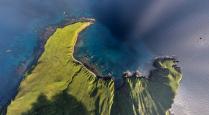 Над бухтой Кологераса, остров Монерон