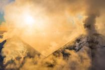 Volcano Kluchevskaya Sopka, Kamchatka