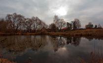 Деревня Ёлкино