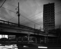Moscow. Twilight / Москва. Сумерки.
