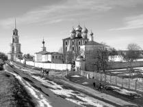 Март в Рязани