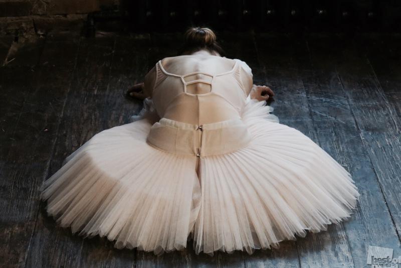 Влада Мишина. Балерина