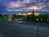 Кремлевские рассветы