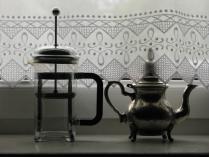 Утреннее чайное путешествие.
